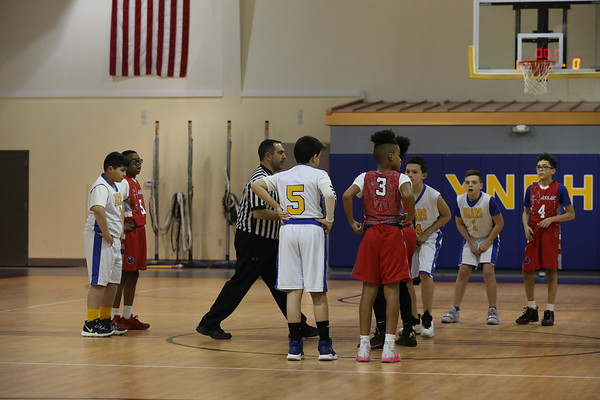 Lyndhurst 6th gr Vs Passaic