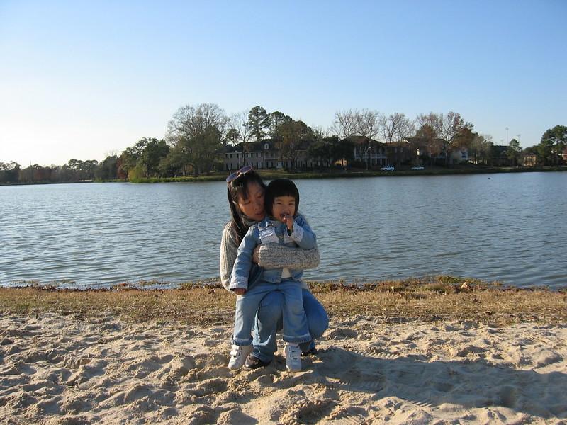 2004-3-Esther-mom-lsu lake.jpeg