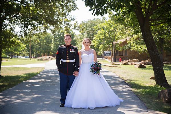 Whitney and Seth's Wedding Pix @Post Oak Lodge