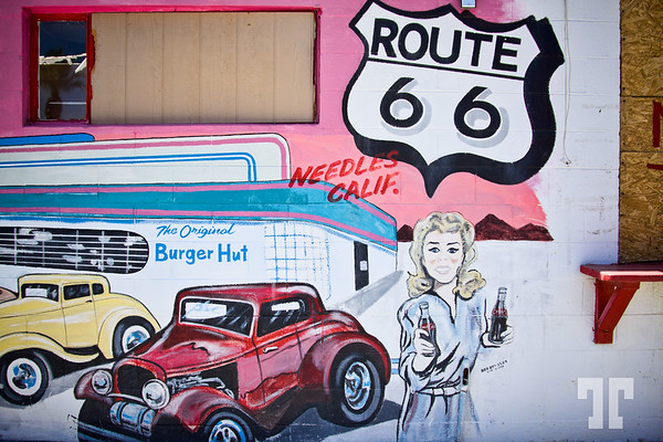 Route 66 Needles California