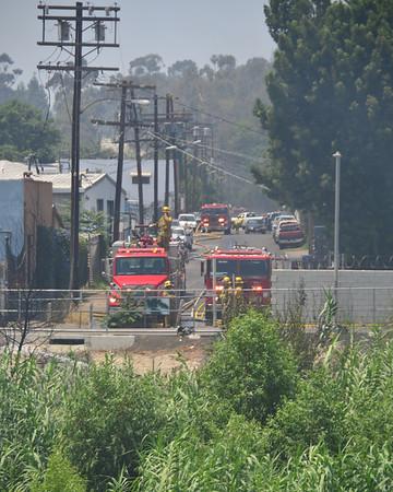 Freeway Incident (LAFD)