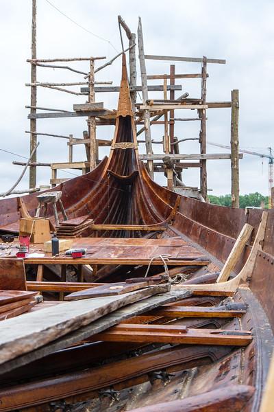 Nytt Osebergskip