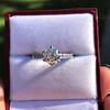 1.32ct Old European Cut Solitaire by Vatche, GIA I VS 26