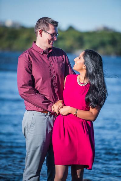 Keith and Kavita Engagement