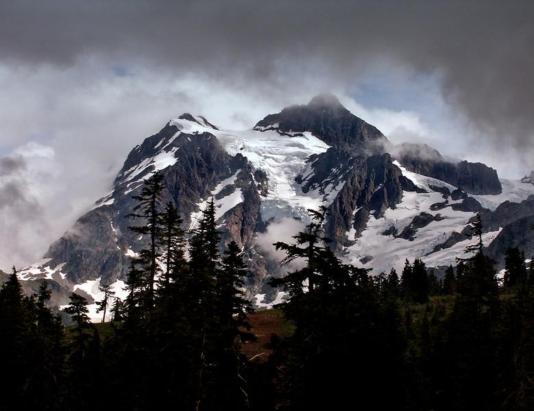 Mt. Shuksan, North Cascades National Park, WA