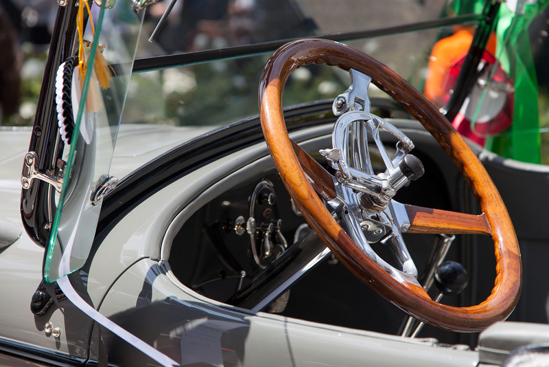 1925 Lincoln Model L Brunn Beetle Back Roadster