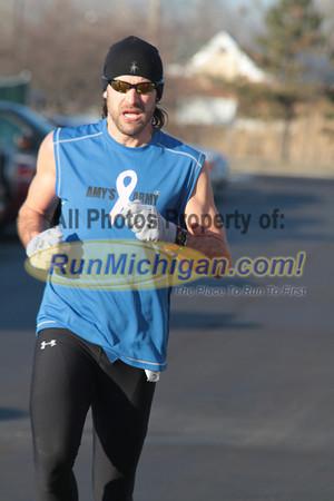 3 Mile mark 15:00-25:59 minutes - Super 5K