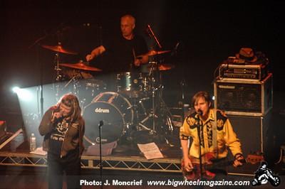X - at The Fonda - Los Angeles, CA - December 21, 2012