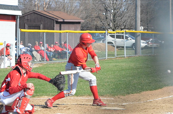 vs Effingham April 9, 2014