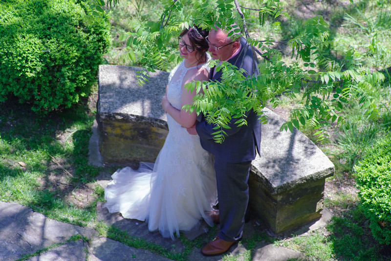Getting Married at the Crescent