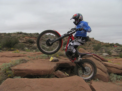 NMTA Trials Event at Haystack-Roswell  October5-7, 2012