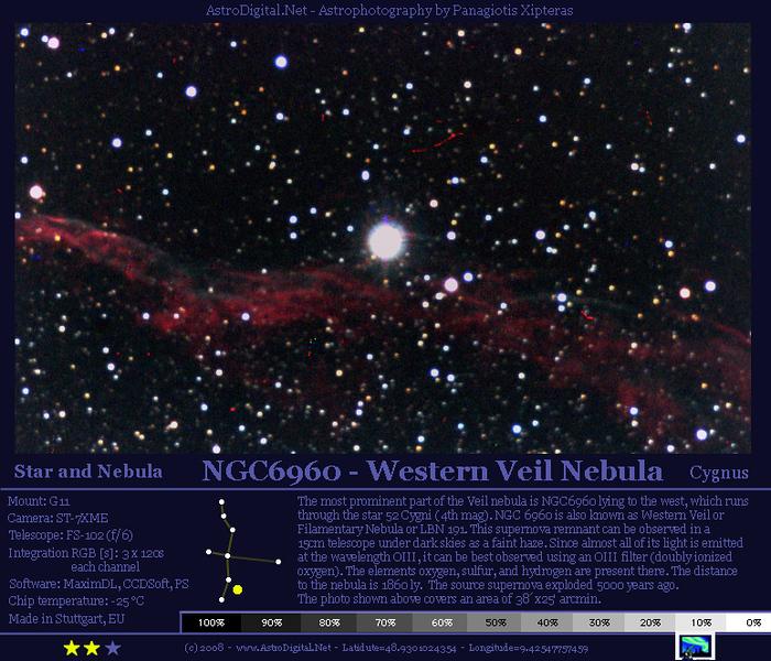 NGC6960-Western Veil