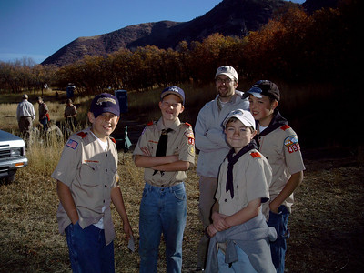 Scouts - Fall Camporee - Oct 04