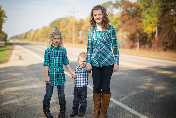 Morgan siblings
