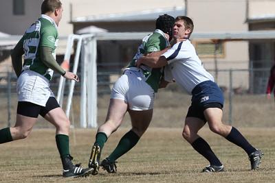 2nd XV vs Denver Barbarians