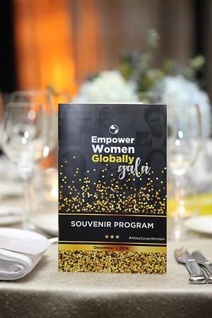Atlas Corps 'Empower Women Globally Gala' 12/1/18
