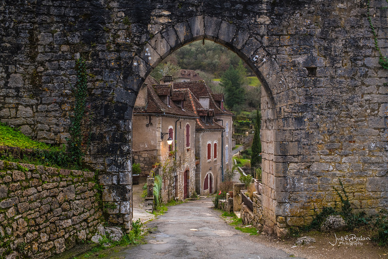 Saint Cirq Lapopie, France