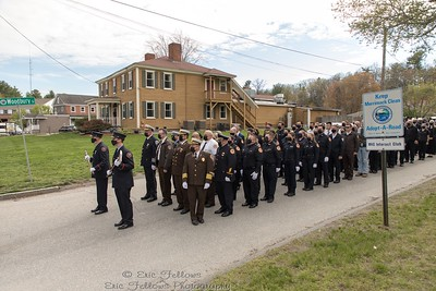 Wake - Wake for EMT Scott Couture - 5/4/2021