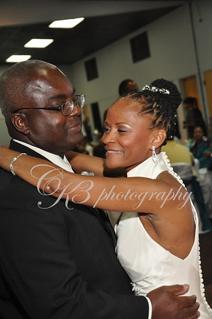 Demtra & Jeff's Wedding