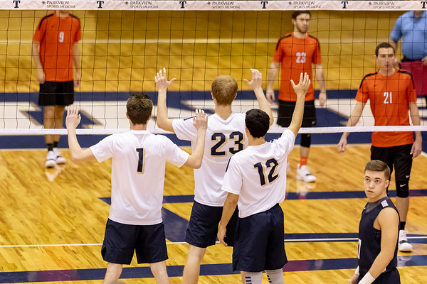 Trine Men's Volleyball