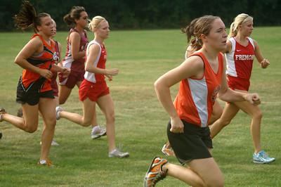 Cross Country - 2007-2008 - 9/25/2007 Spring Lake DW