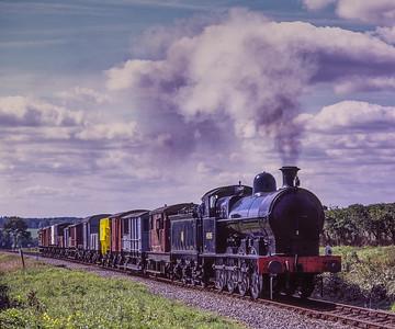 Mid-Hants Railway: Steam Galas 2009.
