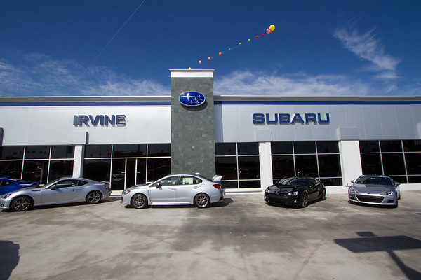 Irvine Subaru Ribbon Cutting