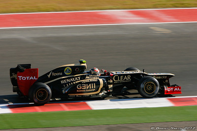 Circuit of the Americas November 16, 2012