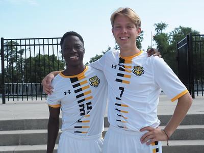 2021 Men's Soccer Team & Individuals