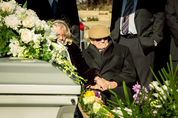Grandmas Funeral