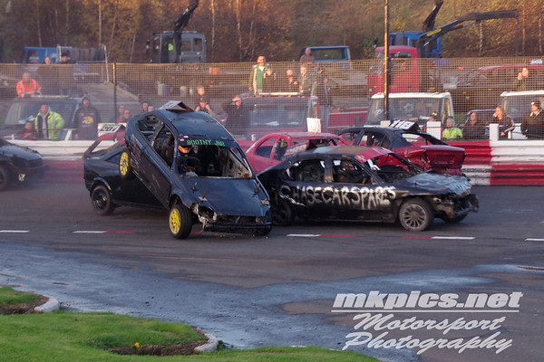 Banger Racing Man of the Midlands