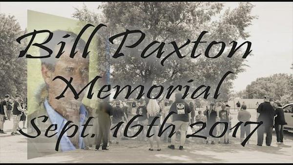 Bill Paxton Tribute
