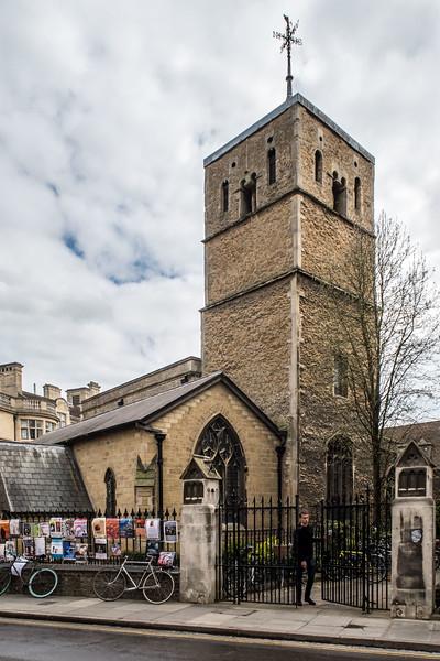 Cambridge, St.Benet