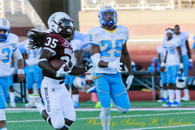 AAMU 2016 Football vs Southern The Game