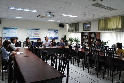 20141117中 一中教師來訪