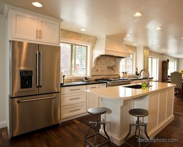 Weaver Residence - Anvil Cabinet & Mill
