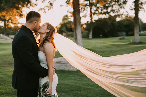 Sam + Brianna | A Wedding Story