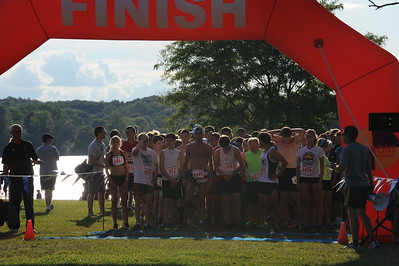 5K Start - 2015 Stony Creek Distance Run