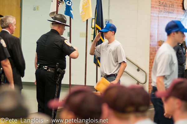 2015 New Hampshire Police Cadet Training Academy