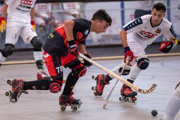 Hockey Sarzana vs Amatori Wasken Lodi