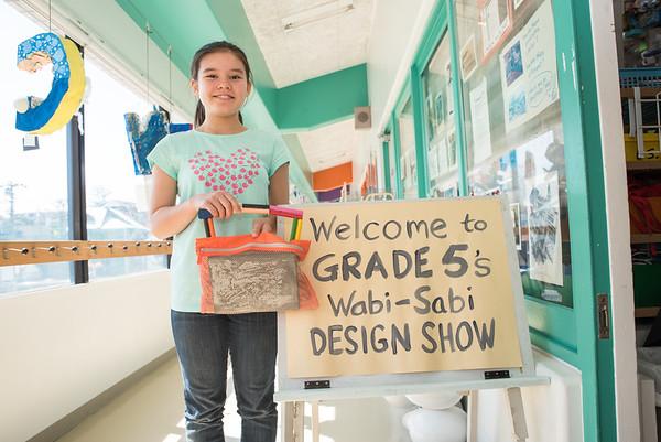 Grade 5 Wabi Sabi Fashion Show Round 1
