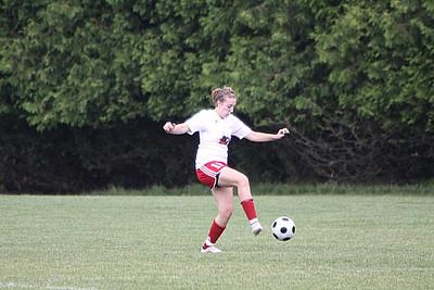 U17 Girls Georgia vs Northfield Dynamos