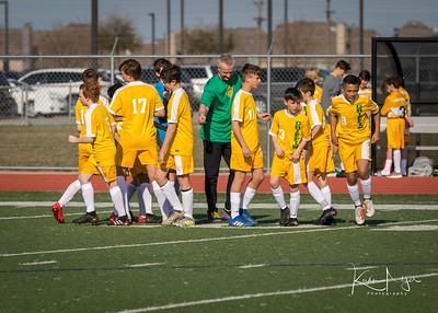 Griffin MS Soccer