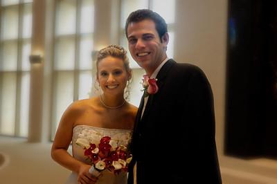 Josh and Jillian Wedding July 2006