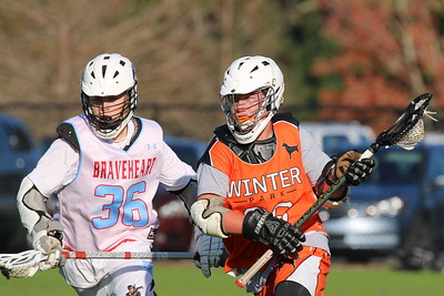 Winter Park Retrievers vs. Braveheart JV