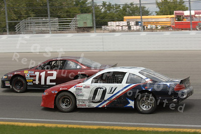 Mid American Stock Car Series Last Chance Race