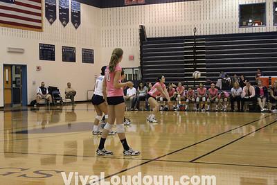Stone Bridge Varsity Volleyball (by Julie Tripp)
