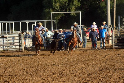 Fri Perf Steer Wrestling