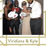 12.29.2017 Viridiana Wedding