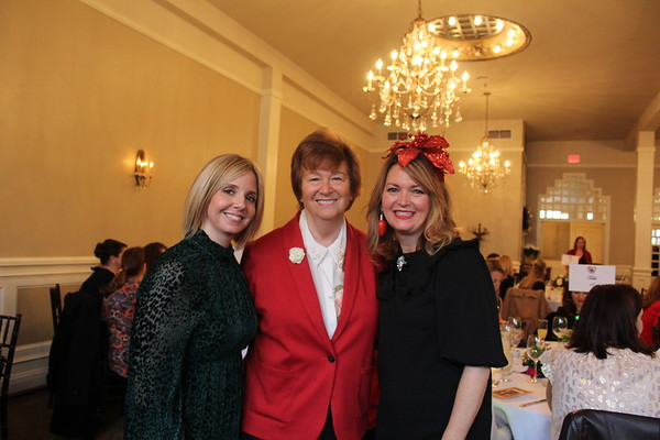 Mothers' Club Christmas Luncheon (12.13.19)